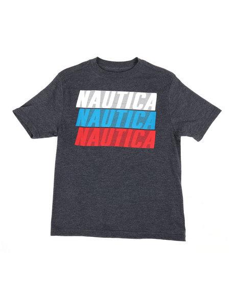 Nautica - Crew Neck Tee (8-20)