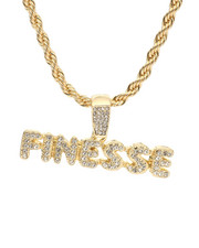 Jewelry & Watches - Blinged Out Finesse Chain-2310033