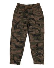 Bottoms - Side Pocket Moto Jogger Pants (4-7)-2309978