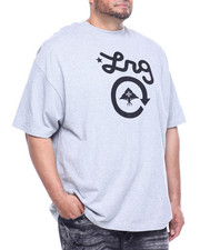 Big & Tall - S/S Cycle Logo Tee (B&T)-2307947