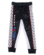 Activewear - Color Block Track Pants (4-7)-2309830