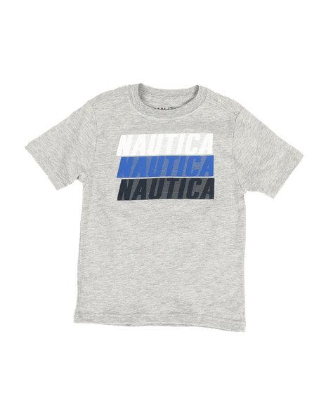 Nautica - Crew Neck Tee (4-7)