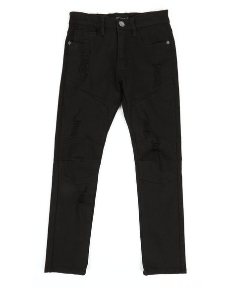 Arcade Styles - Ripped Denim Jeans (8-20)