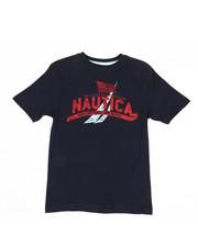 Nautica - Maritime Crew Neck Tee (8-20)-2309772