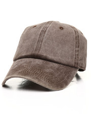 Hats - Washed Baseball Cap-2310082