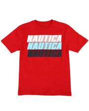 Nautica - Crew Neck Tee (8-20)-2309713