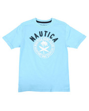 Nautica - Surf Club Crew Neck Tee (8-20)-2309622