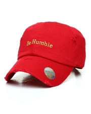 Hats - Distressed Be Humble Dad Hat-2310359