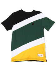Boys - Diagonal Cut & Sew Tee (8-20)-2310300