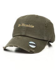 Hats - Distressed Be Humble Dad Hat-2310360