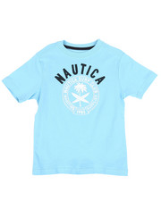 Nautica - Surf Club Crew Neck Tee (4-7)-2309600