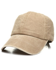 Hats - Washed Baseball Cap-2310073