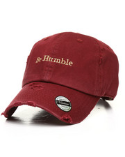 Hats - Distressed Be Humble Dad Hat-2310362