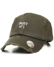 Hats - Vintage Distressed Trust No 1 Dad Hat-2310371