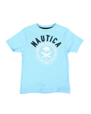 Nautica - Surf Club Crew Neck Tee (2T-4T)-2309581