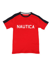 Nautica - Colorblock Tee (8-20)-2309820