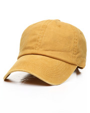 Hats - Washed Baseball Cap-2310079