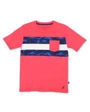 Nautica - Camo Print Tee (8-20)-2309888