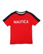 Boys - Colorblock Tee (2T-4T)-2309816