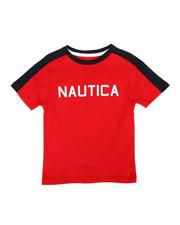 Nautica - Colorblock Tee (2T-4T)-2309816