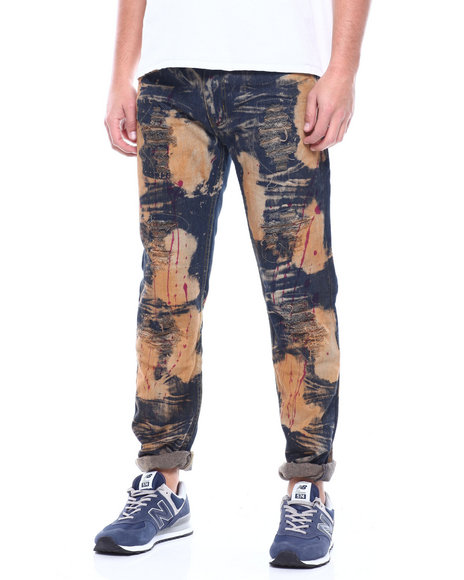 Buyers Picks - Indigo Bleached Jean