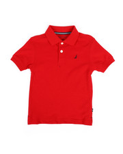 Nautica - Anchor Stretch Deck Polo (2T-4T)-2310939