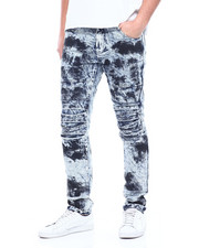 Jeans & Pants - BLACK STAIN MOTO JEAN-2311235