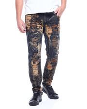Jeans & Pants - Oil slick distressed jean-2311204
