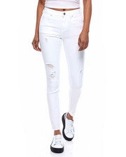 Jeans - Hi Waist 5 Pocket Skinny Jean-2311335