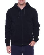 Buyers Picks - Biker Fleece Full Zip Hoodie-2311181