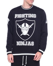 Sweatshirts & Sweaters - Fighting Ninja Sweatshirt-2311128