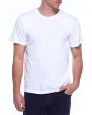 Undershirts - Mens 3 Pack Crew Neck Undershirts-2311199