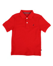 Nautica - Anchor Stretch Deck Polo (4-7)-2310943