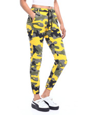 Bottoms - Twill Camo Jogger-2311286