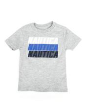 Nautica - Crew Neck Tee (2T-4T)-2310884