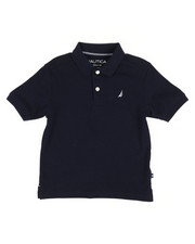 Nautica - Anchor Stretch Deck Polo (4-7)-2310925