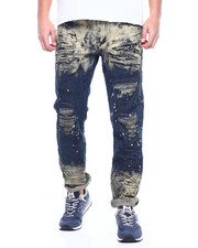 Jeans & Pants - GOLD DISTRESSED JEAN-2311223