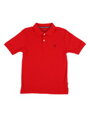 Polos - Anchor Stretch Deck Polo (8-20)-2310956