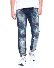 Slim - BLUE PAINT JEAN-2311216