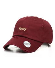 Dad Hats - Henny Vintage Distressed Dad Hat-2310580