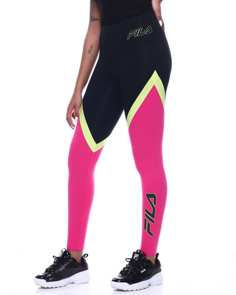Fila - Ivanna High Waist Legging