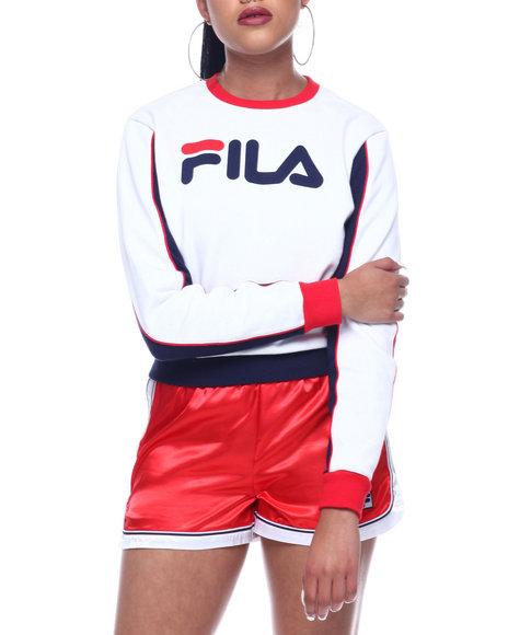 Fila - Nuria Colorblock Sweatshirt