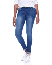 Bottoms - Baked 5 Pocket Skinny Jean-2311585