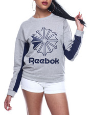 Sweatshirts - Classics F Terry Big Logo Crewnk-2311511