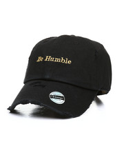 Dad Hats - Distressed Be Humble Dad Hat-2311618