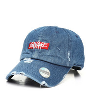 Dad Hats - Savage Distressed Dad Hat-2311497