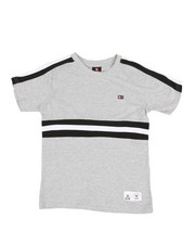 Southpole - Color Block Stripe Tee (8-20)-2310982