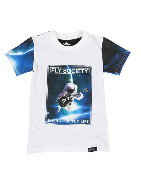 Fly Society - Astro-Rock Tee (4-7)