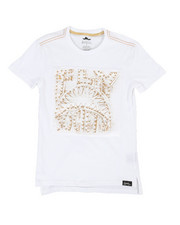 Fly Society - Fly Printed Tee w/ Stud Embellishments (8-20)-2311439