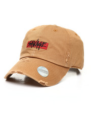 Dad Hats - Savage Distressed Dad Hat-2311500
